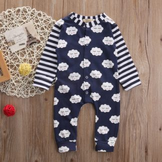 Baby sleepy onesie