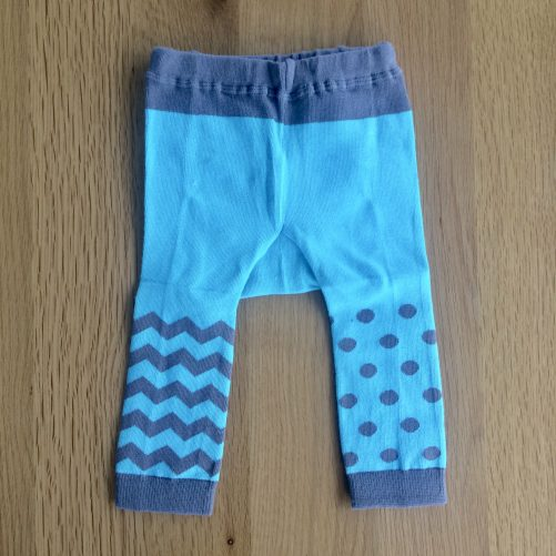 baby blue monster legging