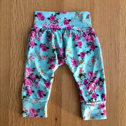 Wild Flower Baby Pants