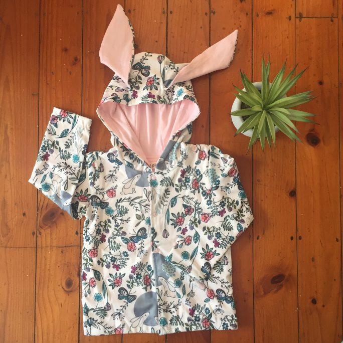 Floral Bunny Jacket