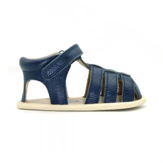 leather softsole sandals