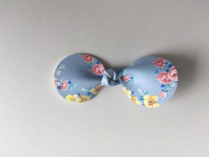 floral bubble bow
